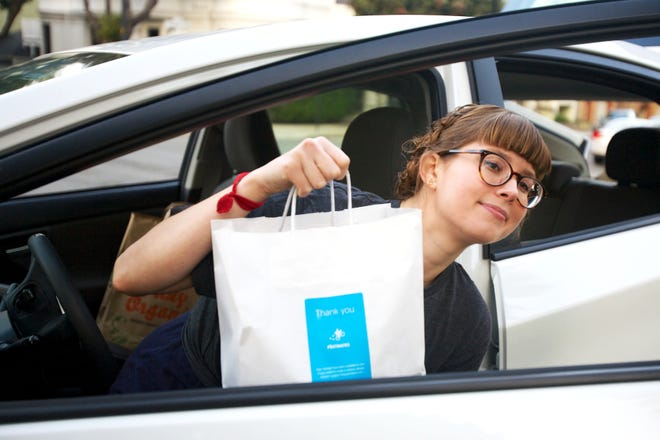 With nearly 10,000 couriers, Postmates operates the largest on-demand delivery fleet in the US.