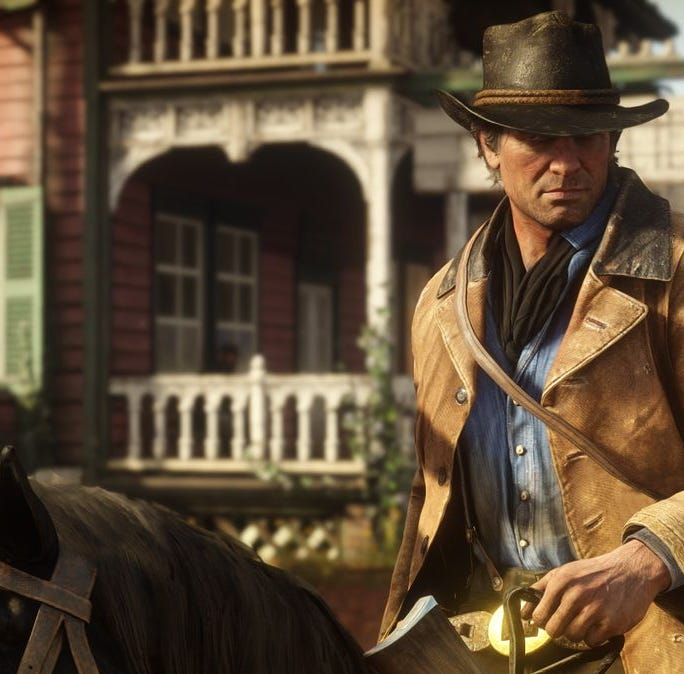 'Red Dead Redemption 2' online: More to explore in the Wild West