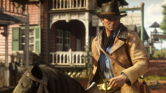 Rockstar's latest adventure is a wild (west) one. Online support for multiplayer modes should start this month.
