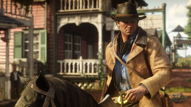Rockstar's latest adventure is a wild (west) one.