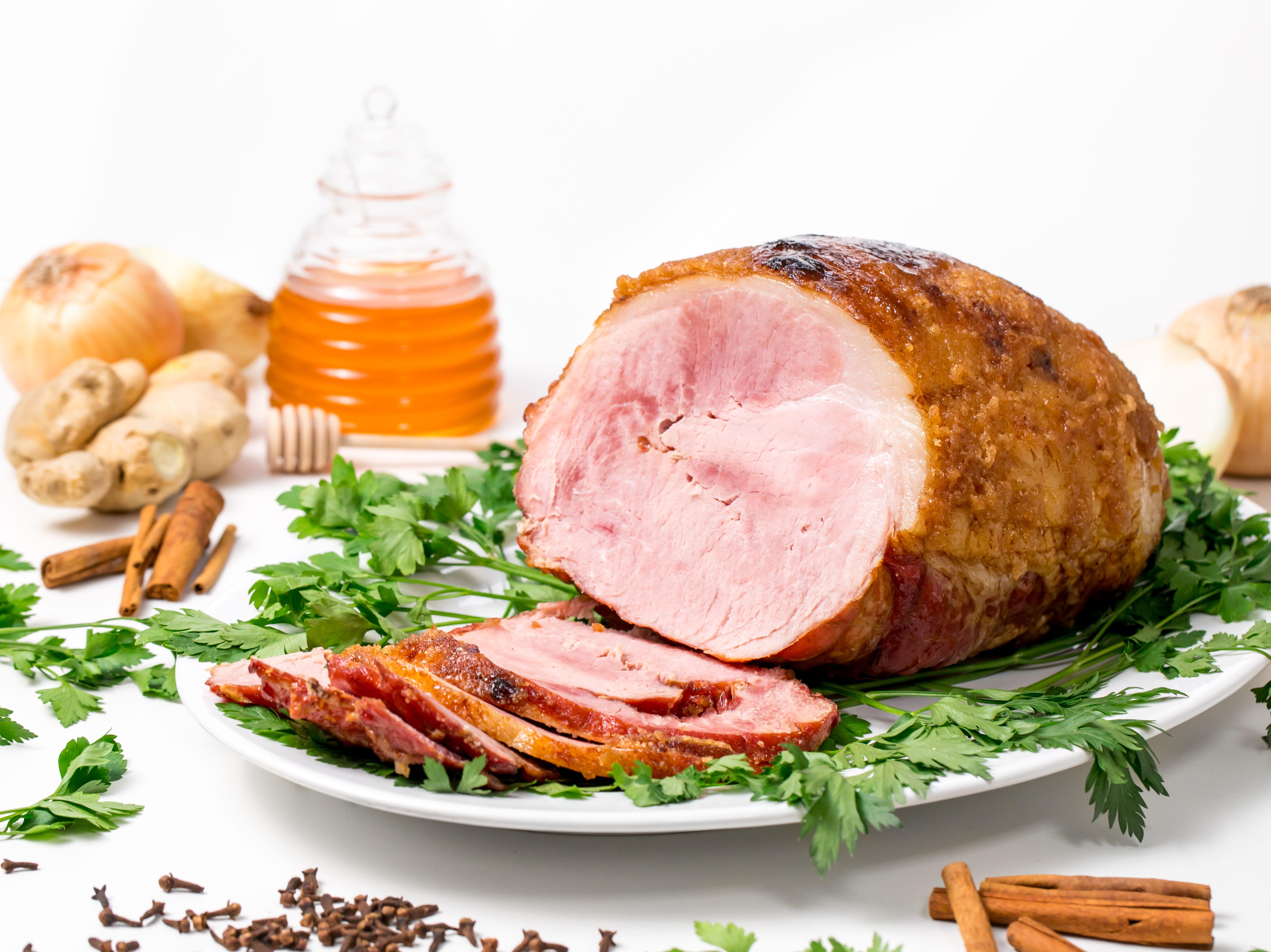 copycat Honey Baked Ham