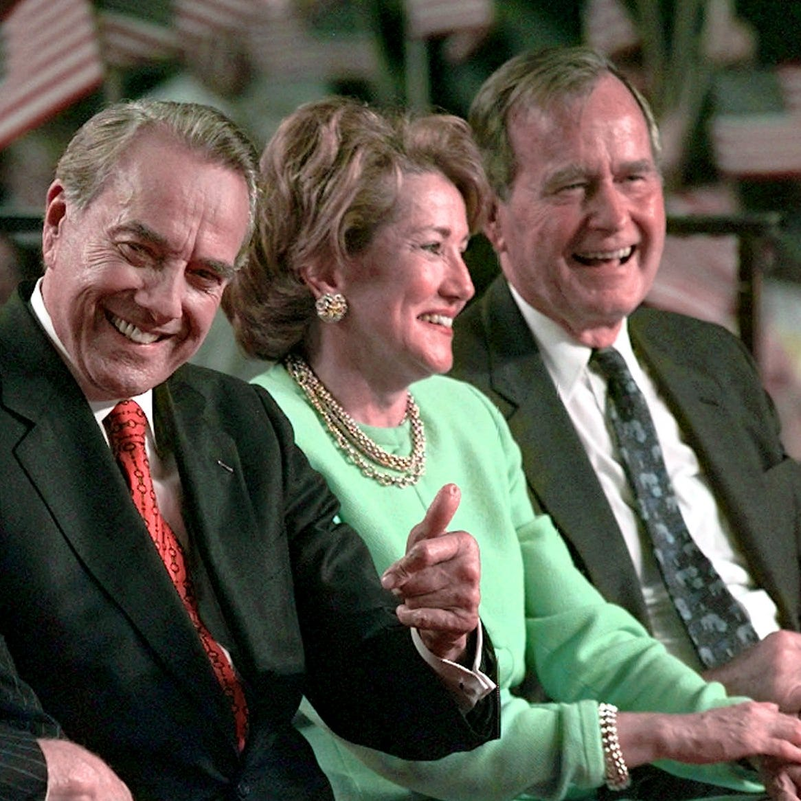 Bob and Elizabeth Dole: Remembering legacy of George H.W. Bush and the Greatest Generation