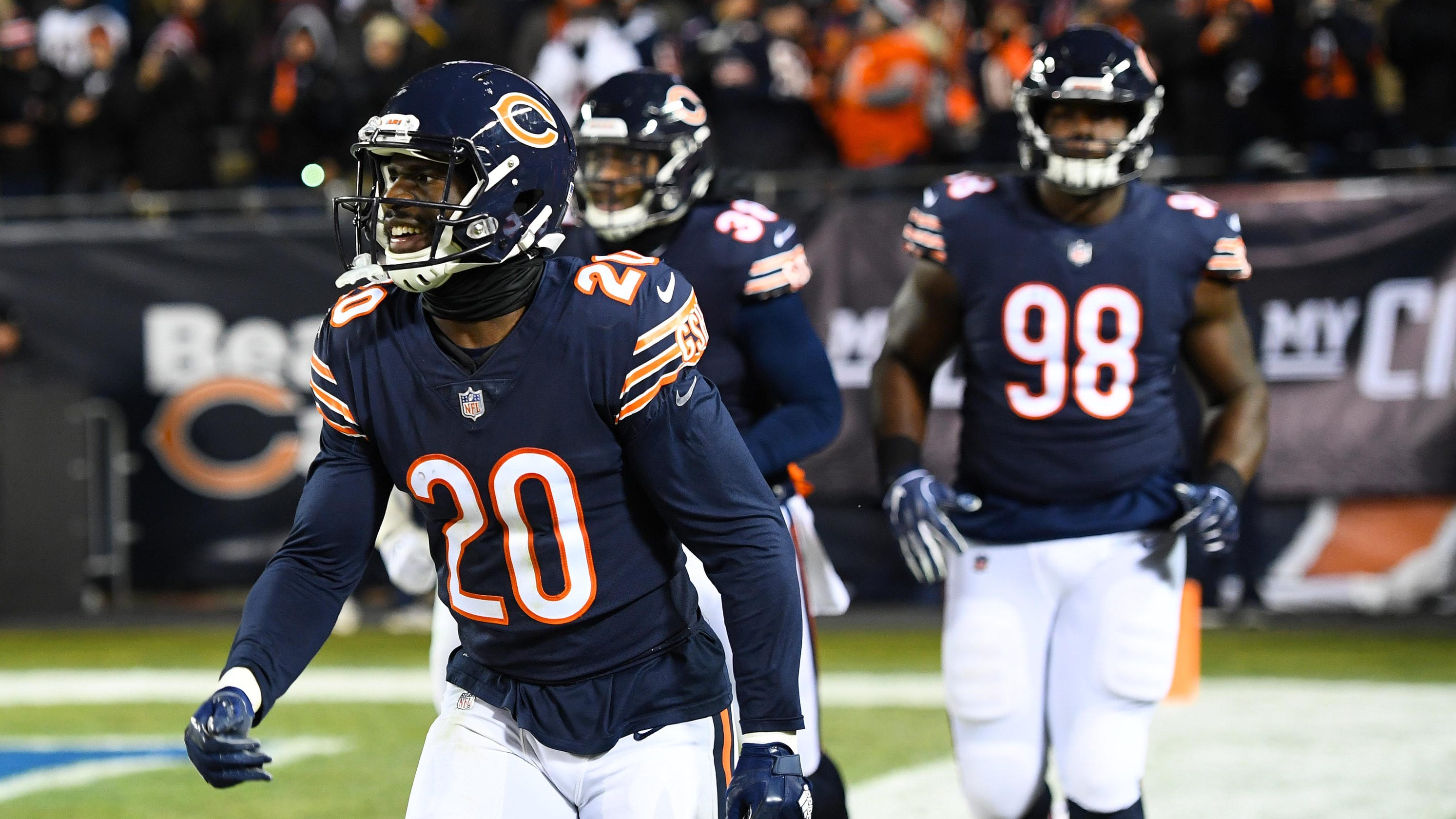 Chicago Bears  Defense not enough to make this team a contender in NFL a290d853e