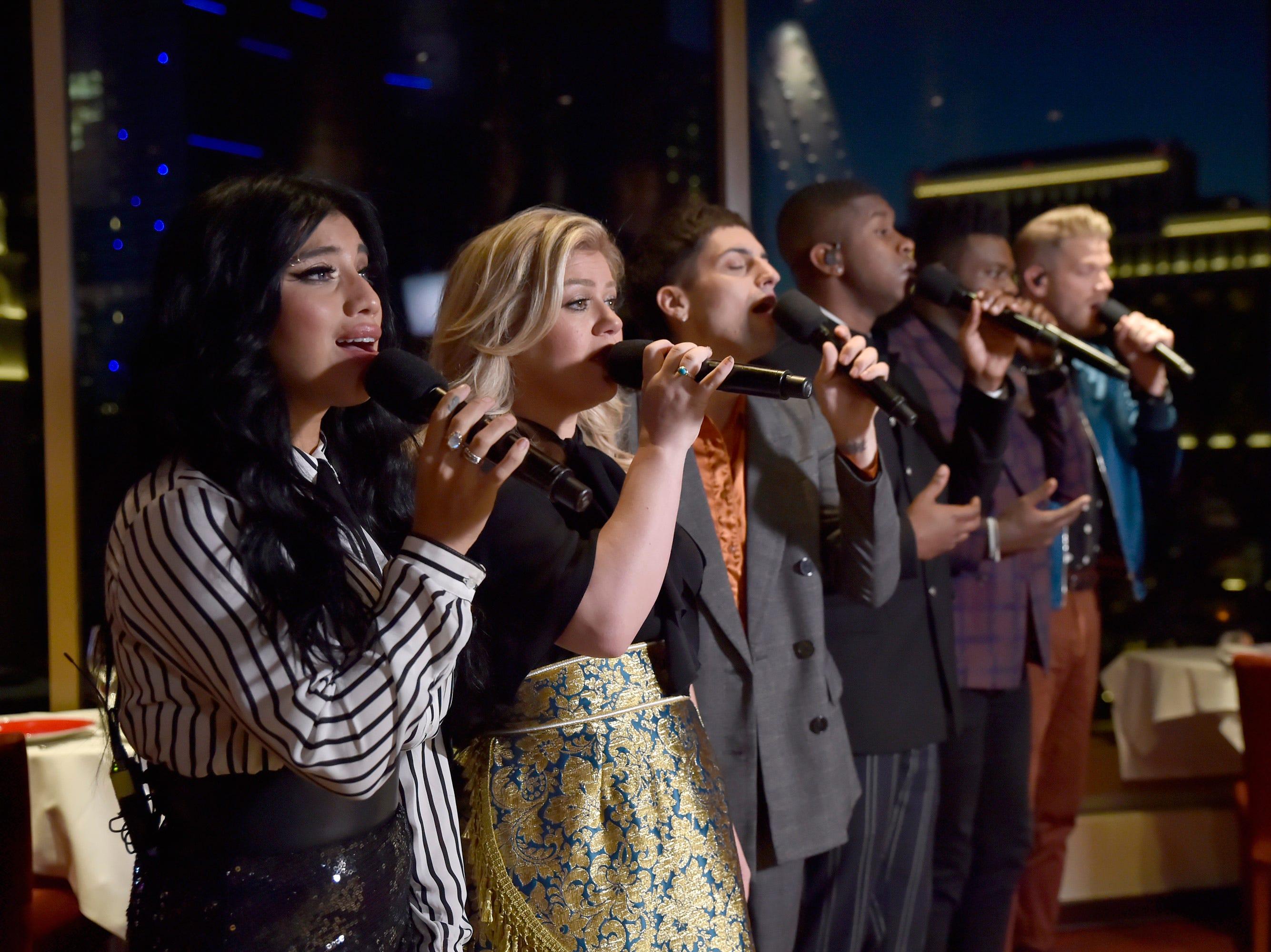 """Pentatonix: A Not So Silent Night"" (NBC, Dec. 10, 10 EST/PST)"