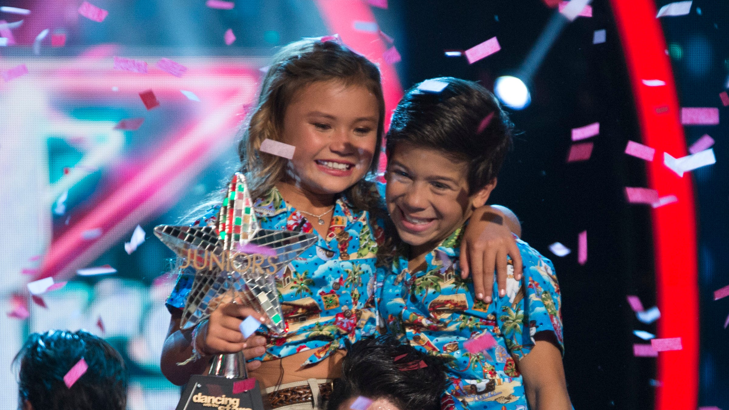 Dancing with the Stars: Juniors' winners are Sky Brown and JT Church