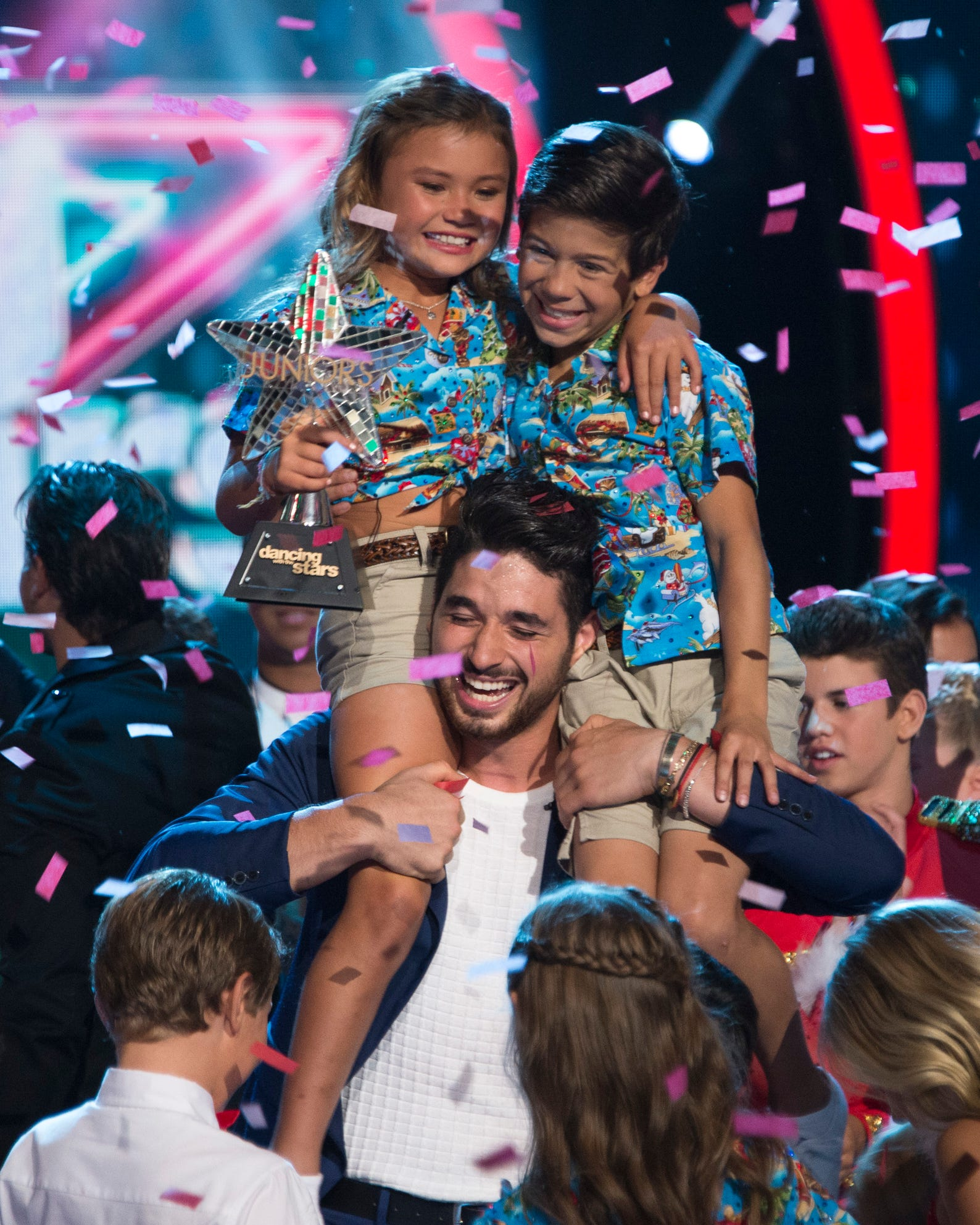 Dancing with the Stars: Juniors' winners are Sky Brown and