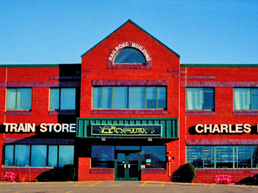Charles Ro Supply Company in Malden, Massachusetts, has long been the nation's top Lionel Trains dealer. Its showroom features a 32-foot by 16-foot operating layout with six running trains.
