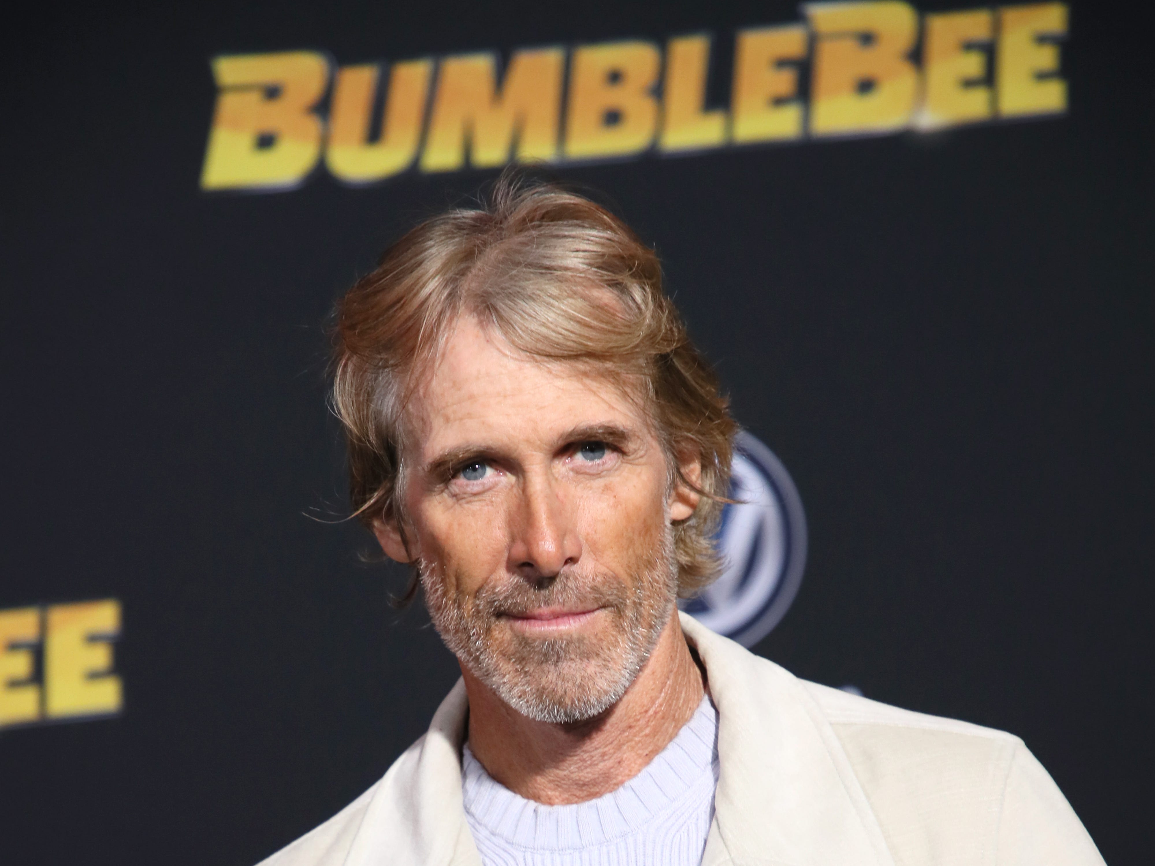 "HOLLYWOOD, CALIFORNIA - DECEMBER 09: Michael Bay attends the premiere of Paramount Pictures' ""Bumblebee"" at TCL Chinese Theatre on December 09, 2018 in Hollywood, California. (Photo by David Livingston/Getty Images) ORG XMIT: 775261600 ORIG FILE ID: 1079971106"
