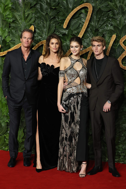 British Fashion Awards: Stars shine on the red carpet