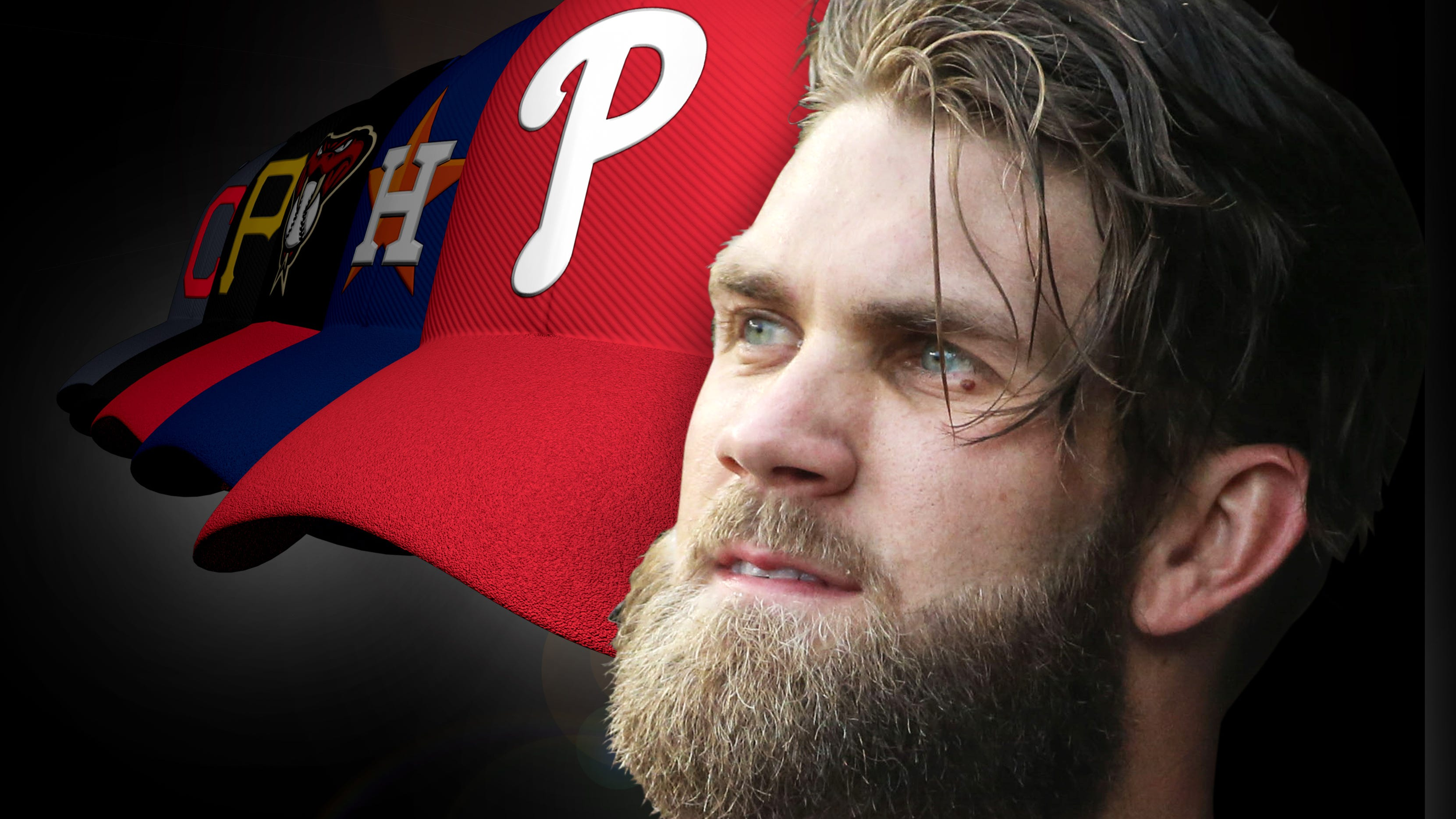 The Phillies sit on a mountain of cash. Why not sign Bryce Harper to a record deal?