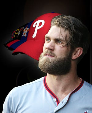 Bryce Harper is a highly coveted free agent who could command a $400 million payday.