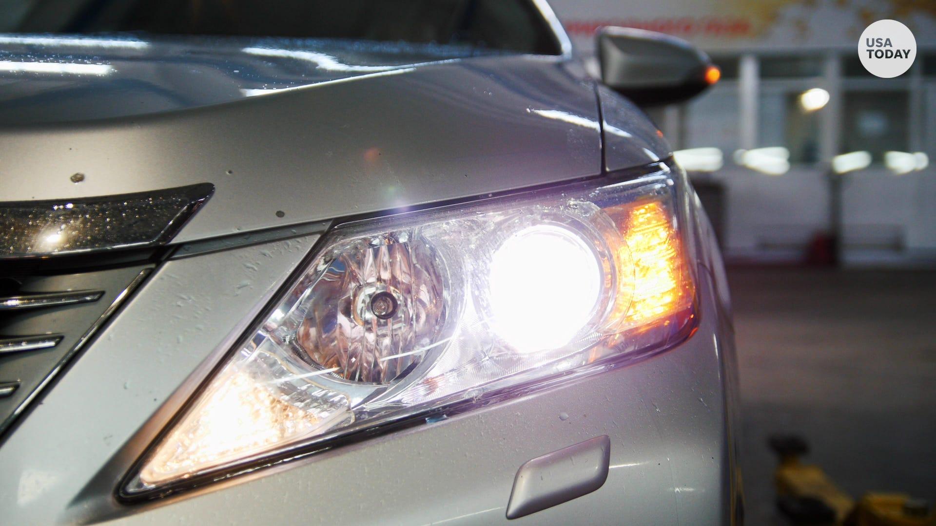 2021 cars, trucks, SUVs have better headlights, IIHS says
