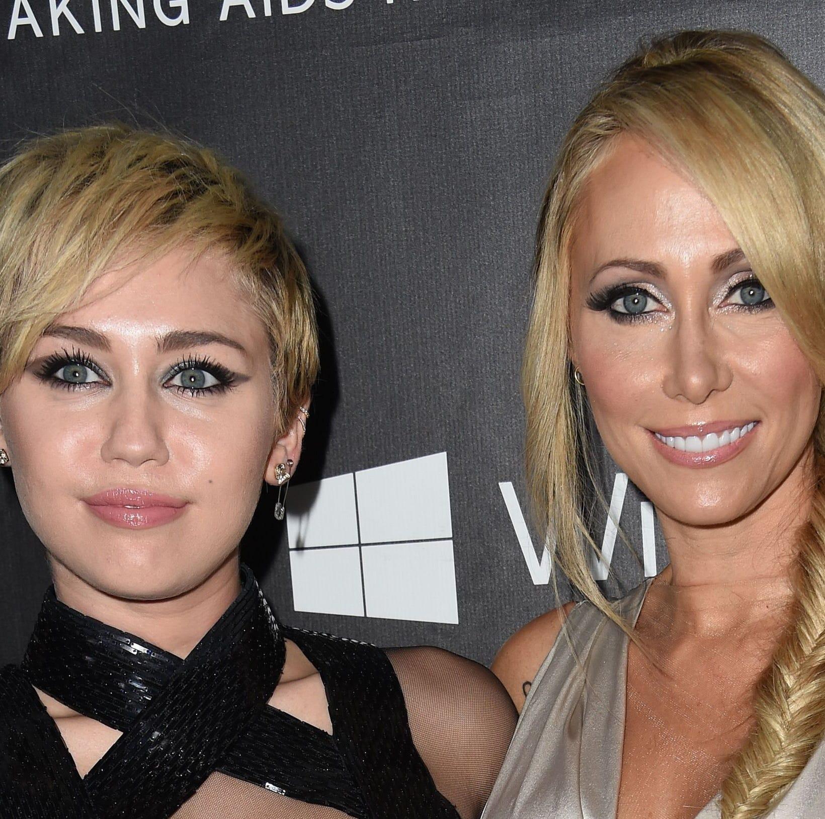 "Miley Cyrus told ""The Sun"" she's smoking marijuana again."