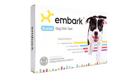 The Embark Dog DNA Test claims to be the most accurate out there.