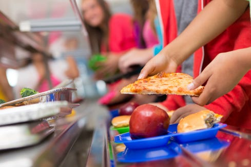 The Cranston School District in Rhode Island said it will continue to feed children no matter what their lunch balances are.