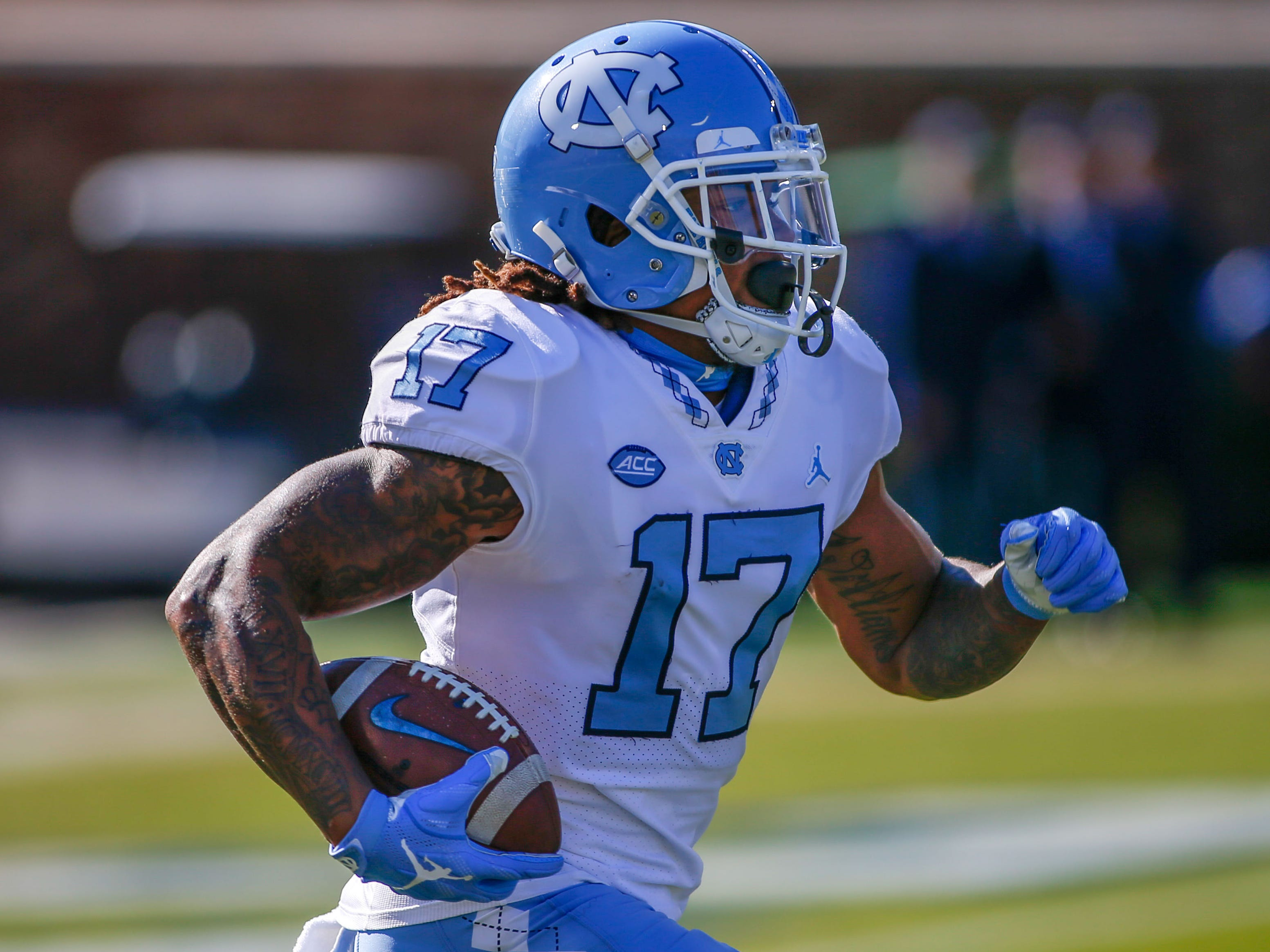 Anthony Ratliff-Williams, WR, North Carolina