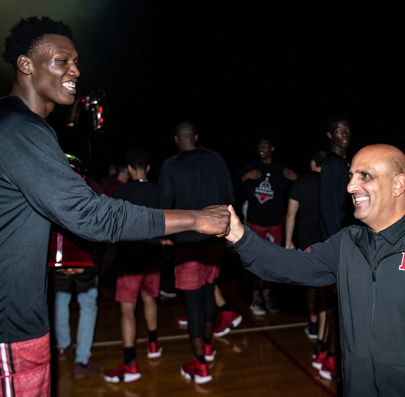Rutgers vs. Seton Hall basketball: The tough life of super-tall guys