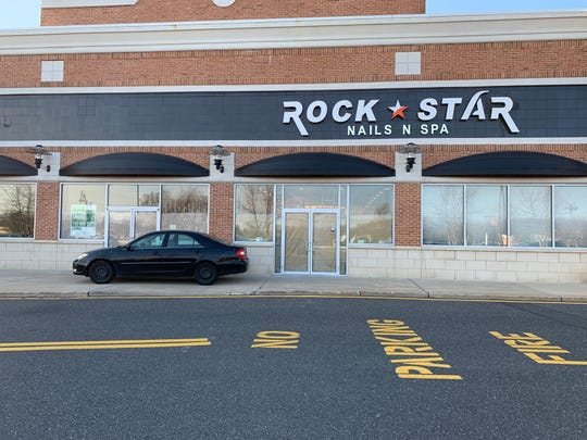 Rock Star Nails N Spa has leased part of the former Tropiquarium store at Ocean Plaza.