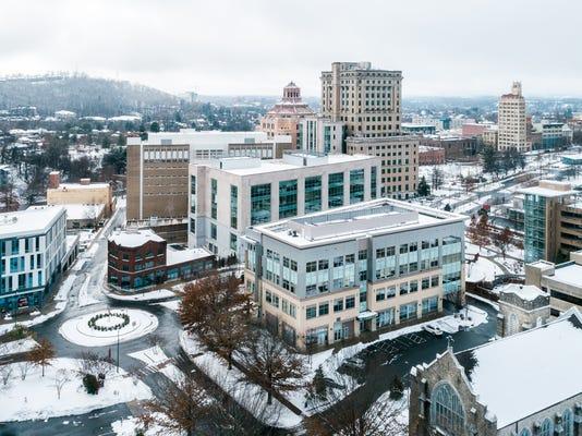 Asheville Winter Storm 2018 Full 2