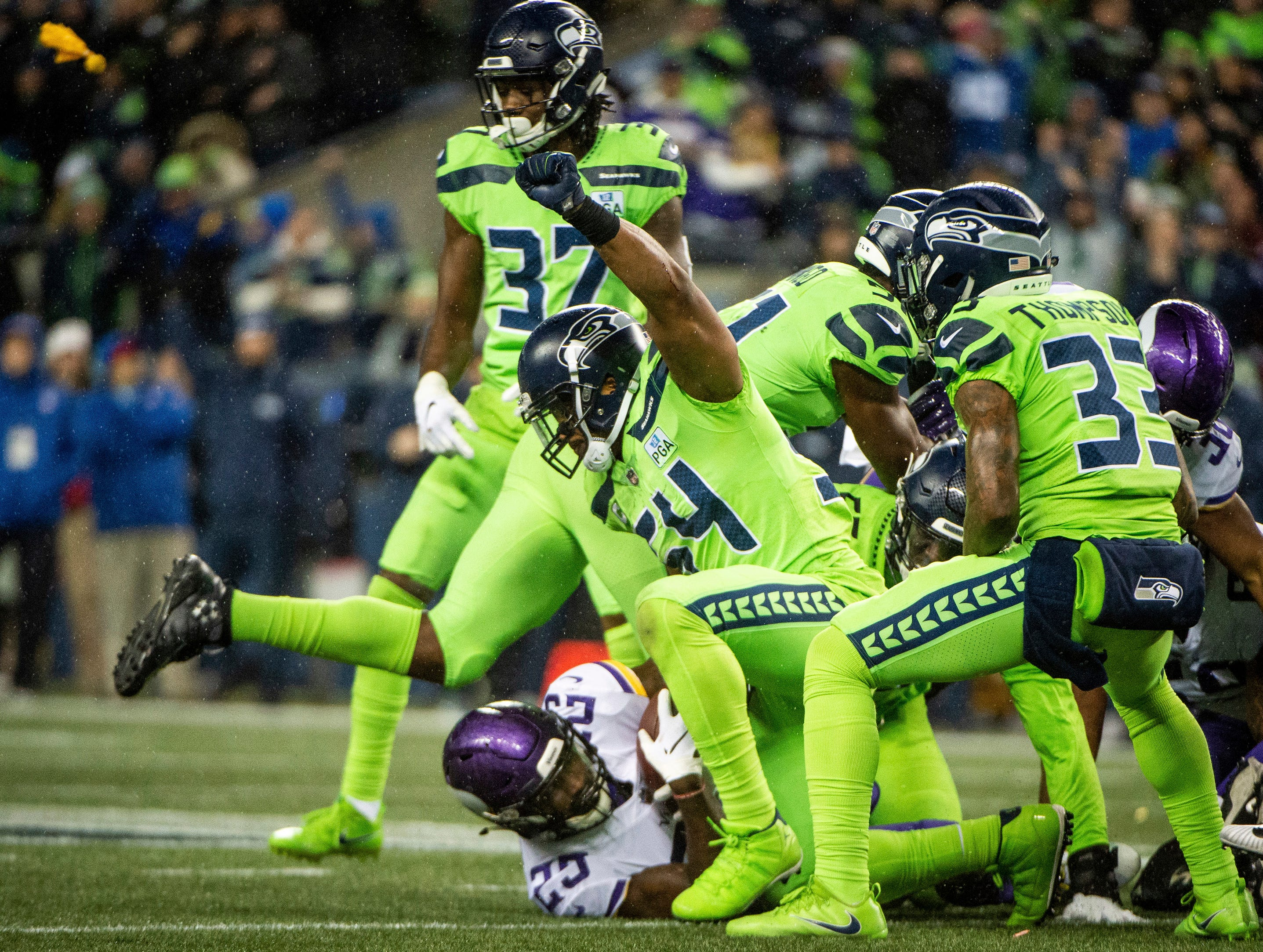 Another Monday night in Seattle ends with controversy