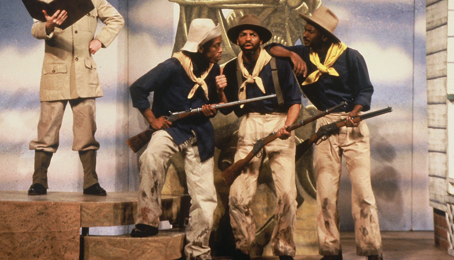 Buffalo Soldier will be at The King Center for...