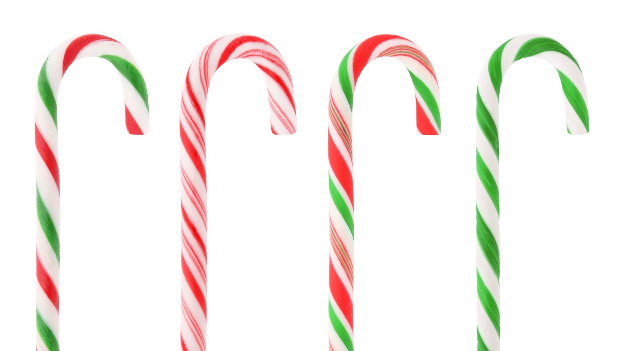 When it comes to candy canes, Leslie Selage, a...