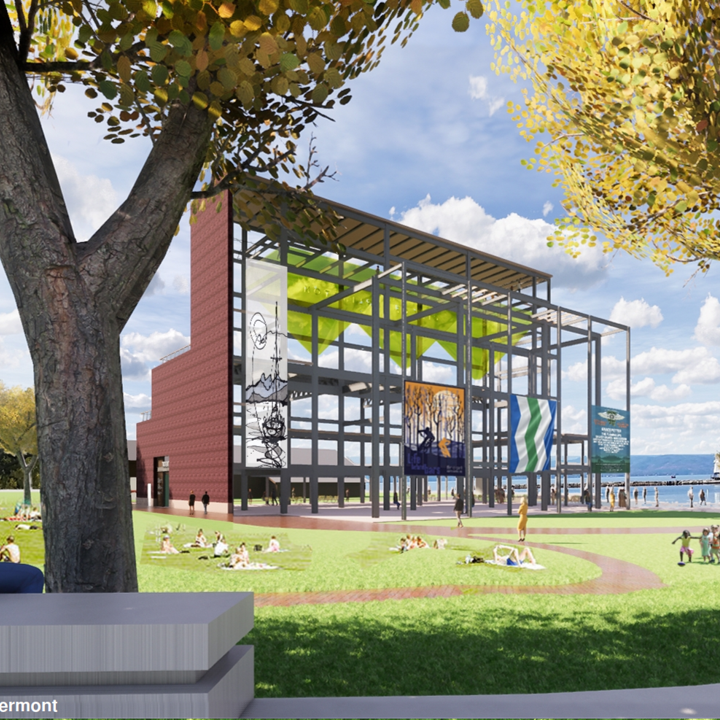 There's a new proposal for the Moran Plant. Here's what it looks like.