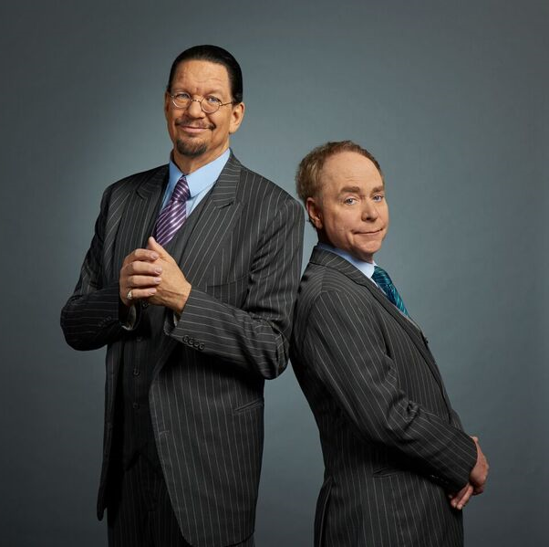 Penn & Teller promise an A.C. show without a shred of holiday spirit