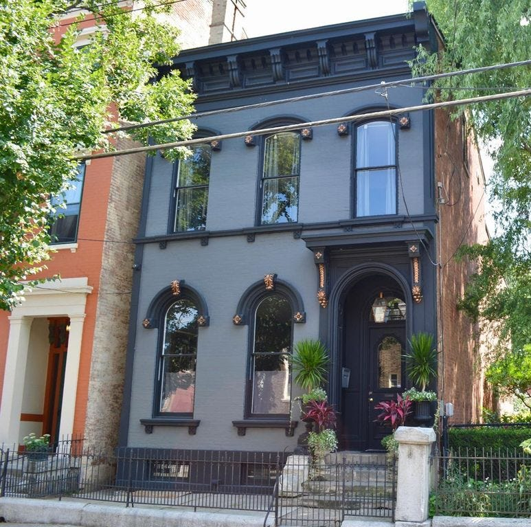 On The Market: Millionaires' Row house listed for $599K