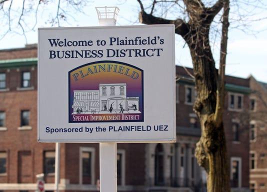 Plainfield Business District