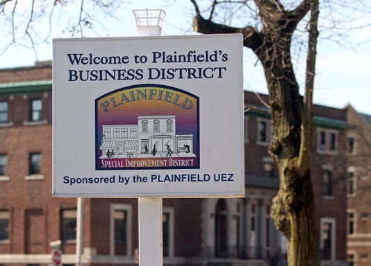 Plainfield Business District
