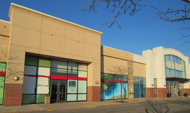 """The identity of the """"specialty grocery"""" store moving into the former Golfsmith next to Old Navy in the Bridgewater Promenade is still unknown."""