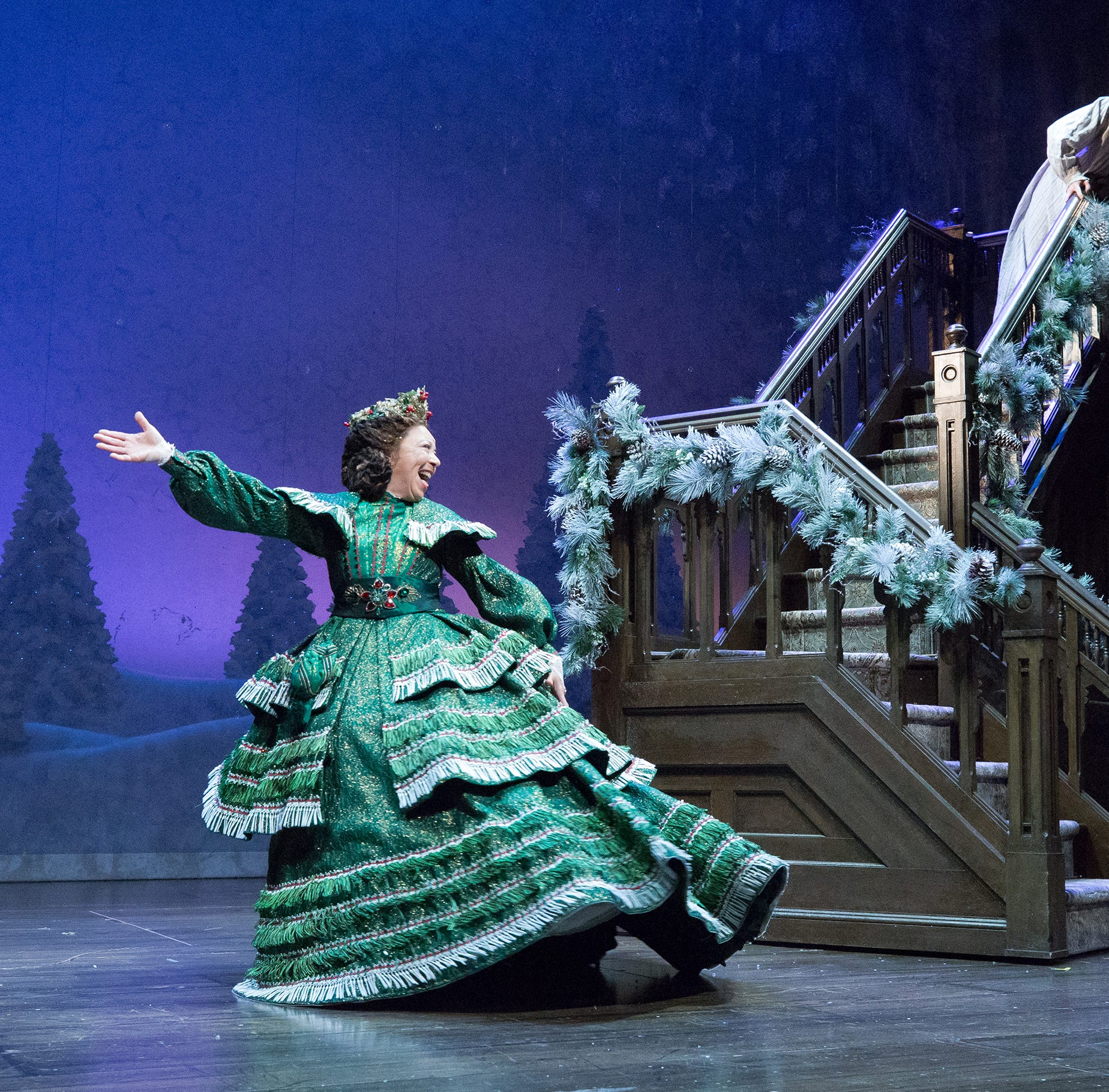 Somerset performer among leads in 'A Christmas Carol' at McCarter Theatre