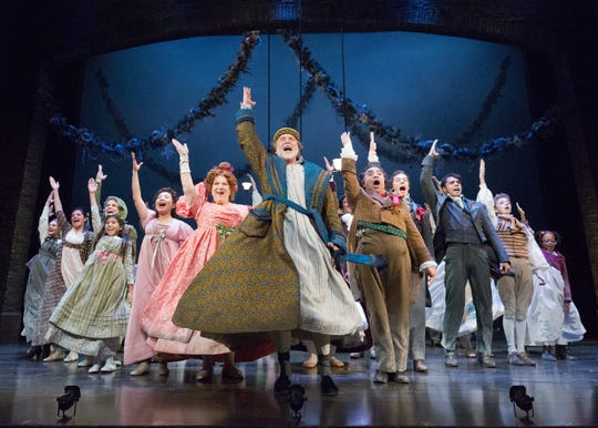 McCarter Theatre in Princeton will welcome 'A Christmas Carol' through Dec. 29, which tells the famous tale of how Ebenezer Scrooge quickly learns the true meaning of generosity of Christmas.