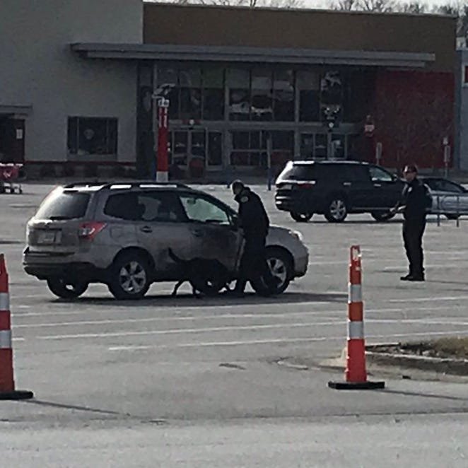 Target reopens after bomb threat closed store
