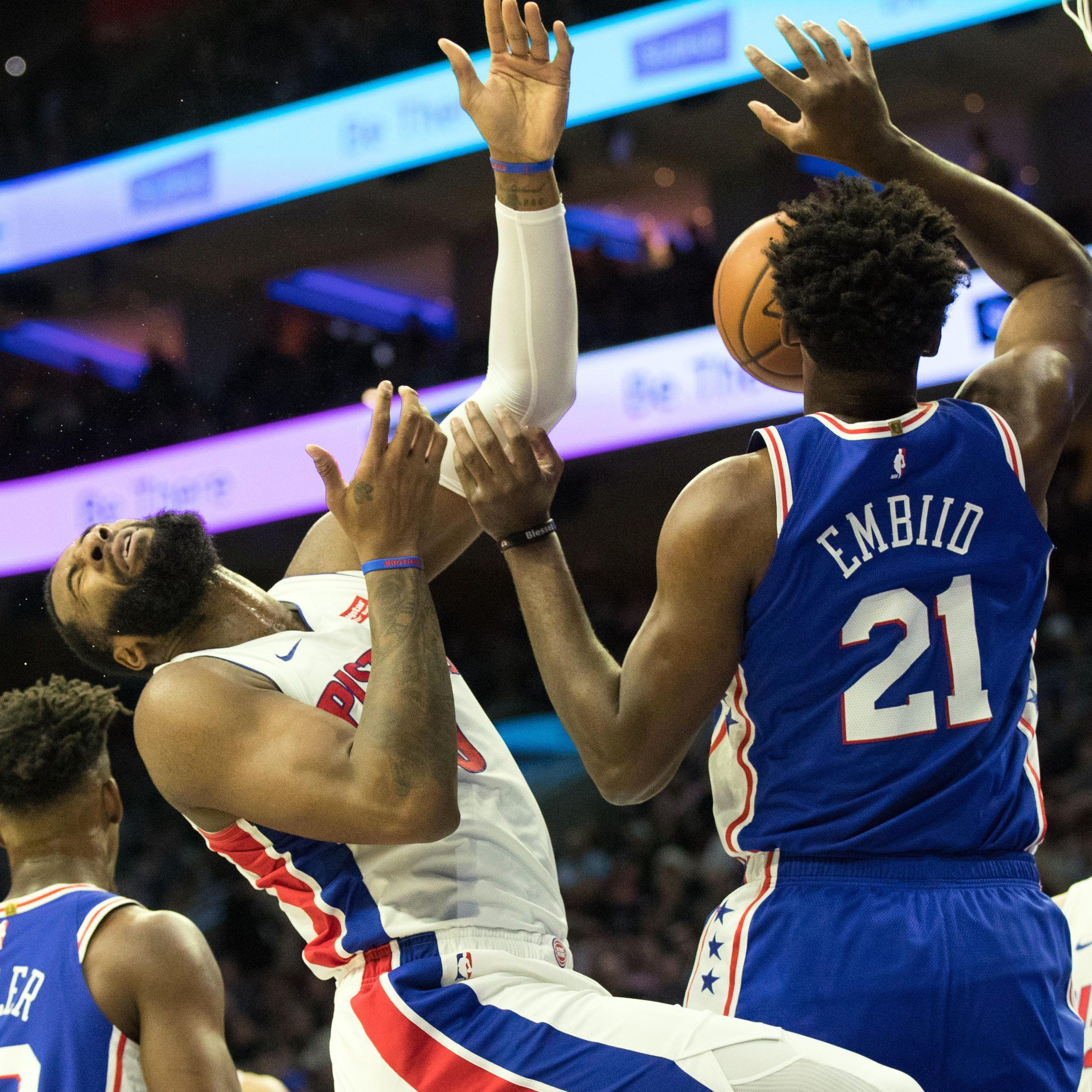 Luke Kennard keeps Pistons close, but they lose 5th straight, 116-102