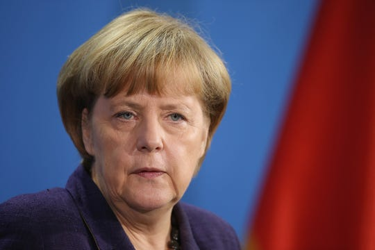 Time magazine selected Angela Merkel as its 2015 Person of the Year.