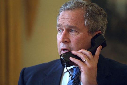 George W. Bush as Texas governor