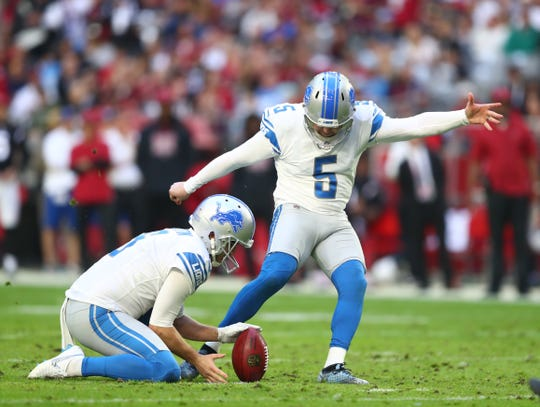 23. Lions (5-8) | Last game: Defeated the Cardinals, 17-3 | Previous ranking: 24 | The buzz: Lions offense is bottom five in the league right now, but at least their defense is playing well.