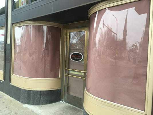 Broderick Grille At Broderick Tower Closed For Renovations