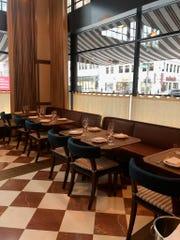 San Morello inside the Shinola Hotel is an urban, neighborhood Italian restaurant.