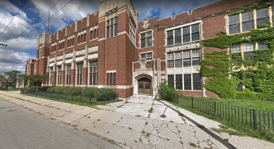 The Van's pop-up will transform The Jefferson School, located at 950 Selden Street.