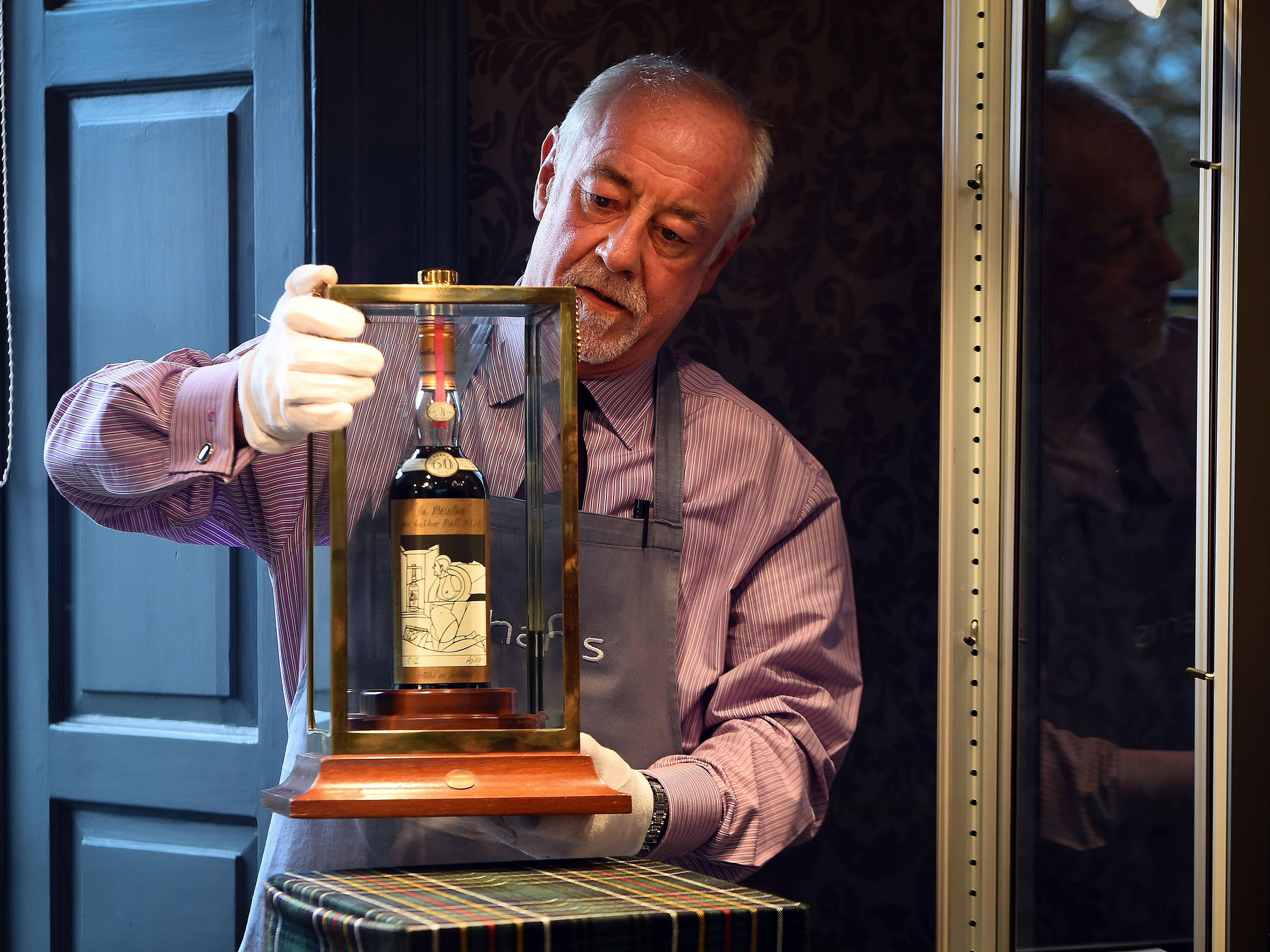 Whisky, watches, cars now alternative investments