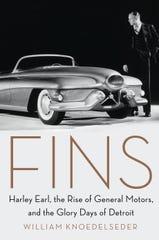 """Fins,"" by William Knoedelseder, tells the story of the titanic General Motors designer, Harley Earl."