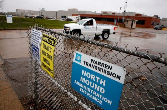 Us Economy Manufacturing Auto Layoffs