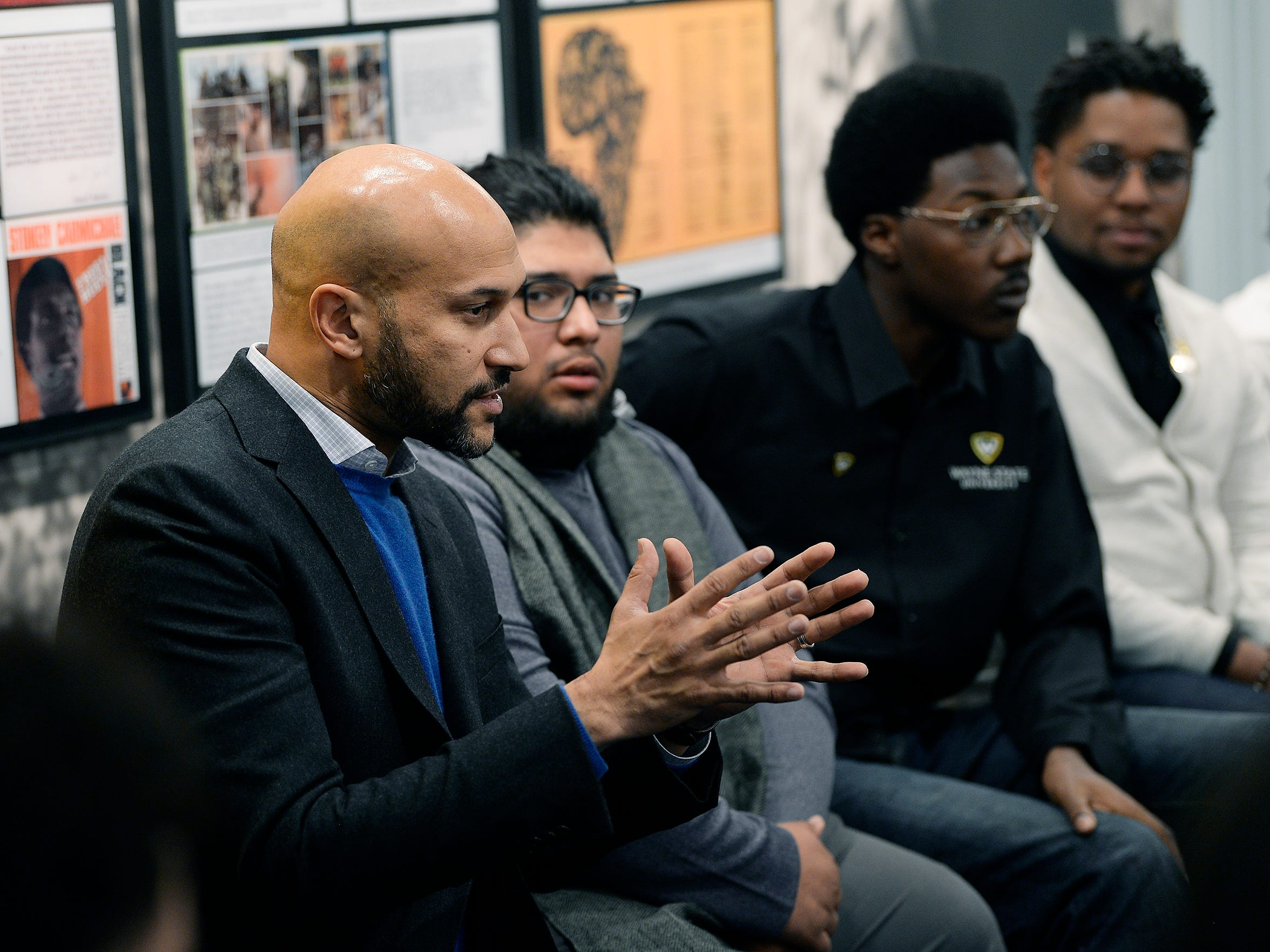 Keegan-Michael Key, actor and Detroit native talks about his road to becoming an actor and the ups and downs that he encountered.