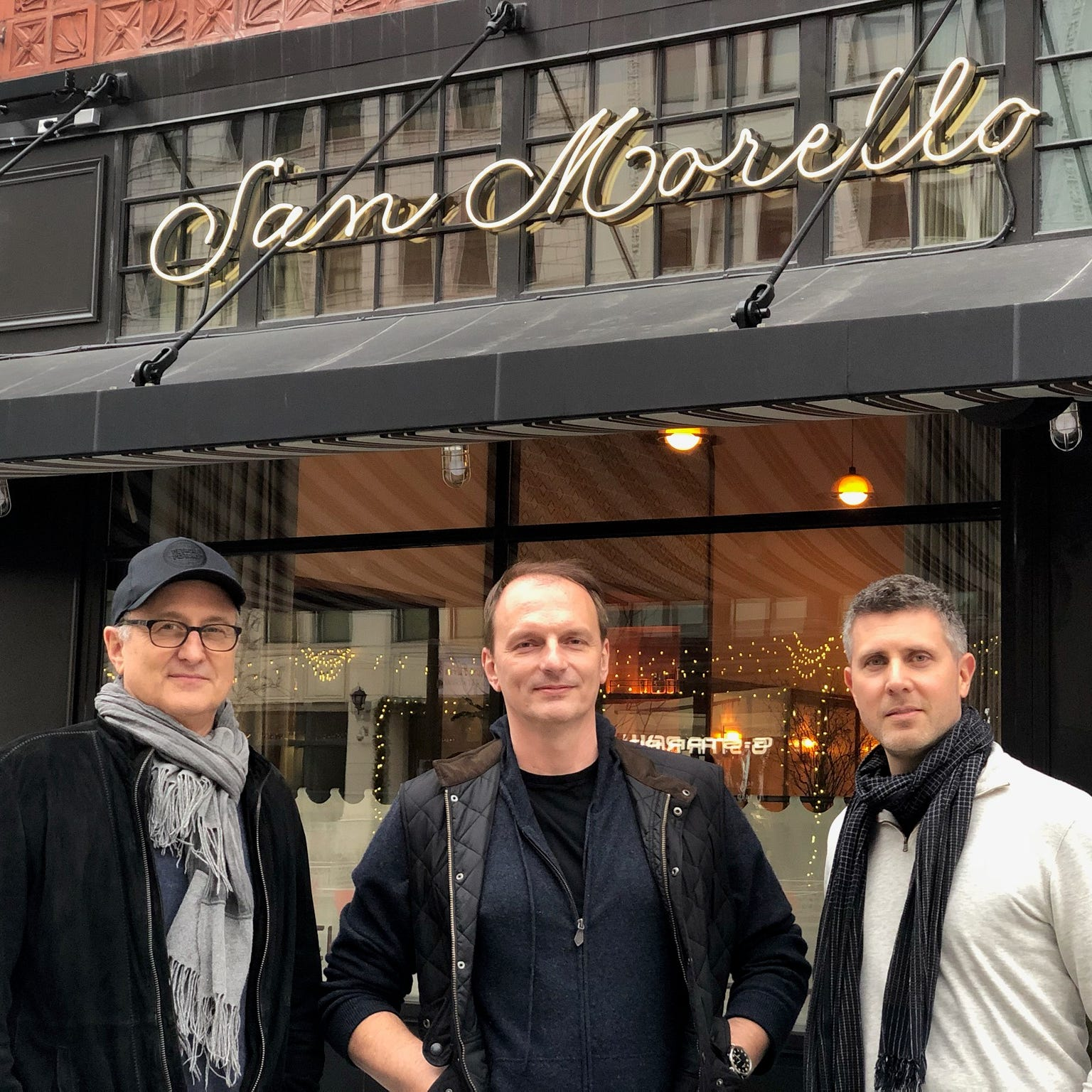 San Morello to open Tuesday inside Shinola Hotel