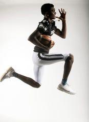 Rashawn Hunter, Mariner High School, Football, Fall All-Area Athletes