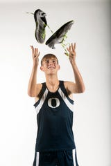 Preston Dunn, Oasis High School, Cross Country, Fall All-Area athletes