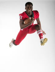 Shomari Mason, Football, North Fort Myers High School, Fall All-Area Athletes